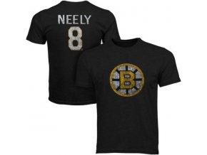 Tričko #8 Cam Neely Boston Bruins Legenda NHL