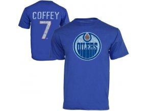 Tričko #7 Paul Coffey Edmonton Oilers Legenda NHL