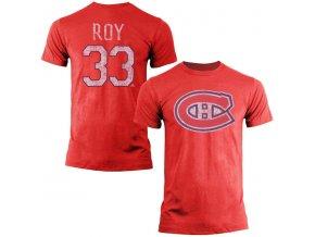Tričko #33 Patrick Roy Montreal Canadiens Legenda NHL