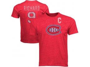 Tričko #9 Maurice Richard Montreal Canadiens Legenda NHL