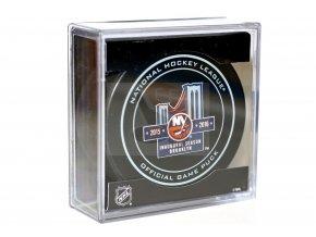 Puk  New York Islanders První Sezona V Brooklynu