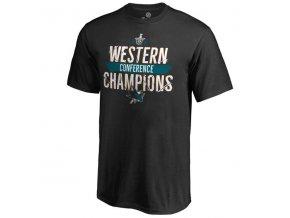 Dětské Tričko San Jose Sharks 2016 Western Conference Champions Breakaway