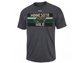 Tričko Minnesota Wild Reebok Name In Lights