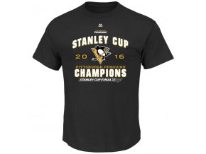 Tričko Pittsburgh Penguins 2016 Stanley Cup Champions Stack the Pads