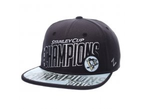 Kšiltovka Pittsburgh Penguins 2016 Stanley Cup Champions Snapback