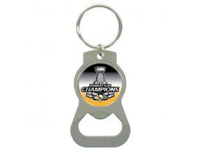 Přívěšek Pittsburgh Penguins 2016 Stanley Cup Champions otvírák