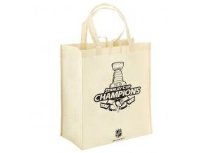 Nákupní plátěná taška Pittsburgh Penguins 2016 Stanley Cup Champions