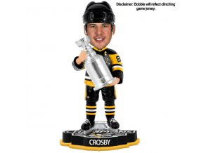 Figurka Sidney Crosby Pittsburgh Penguins 2016 Stanley Cup Champions Bobblehead
