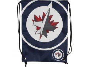 NHL vak Winnipeg Jets Big Logo Drawstring