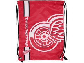 NHL vak Detroit Red Wings Big Logo Drawstring