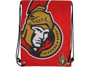 NHL vak Ottawa Senators Big Logo Drawstring