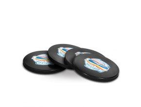 Puk Coasters Pack Světový Pohár 2016