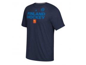 Tričko Team Finland Locker Room Světový pohár 2016