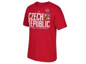 Tričko Team Czech Republic Pride Světový pohár 2016