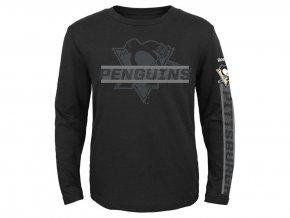 Dětské tričko Pittsburgh Penguins Reebok Line Up