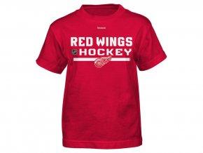 Dětské tričko Detroit Red Wings Locker Room 15