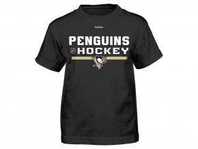 Dětské tričko Pittsburgh Penguins Locker Room 15