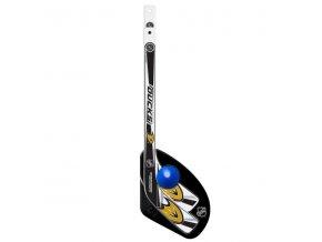 Plastiková minihokejka Anaheim Ducks Sher-Wood One on one set