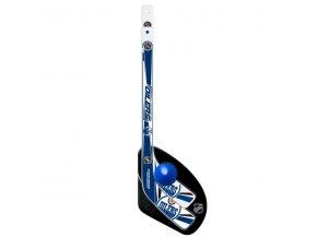 Plastiková minihokejka Edmonton Oilers Sher-Wood One on one set