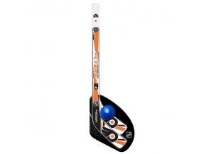Plastiková minihokejka Philadelphia Flyers Sher-Wood One on one set