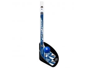 Plastiková minihokejka Toronto Maple Leafs Sher-Wood One on one set