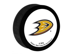 Penový puk Anaheim Ducks Sher-Wood