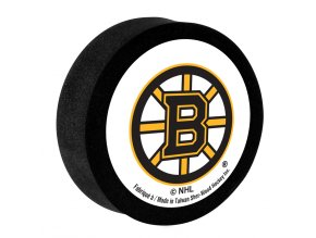 Penový puk Boston Bruins Sher-Wood