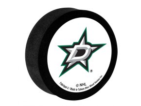 Pěnový puk Dallas Stars Sher-Wood