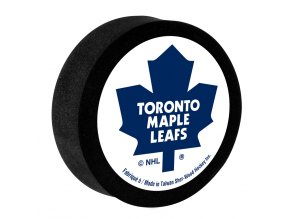 Penový puk Toronto Maple Leafs Sher-Wood