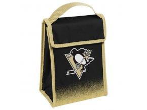 Svačinový box Pittsburgh Penguins Gradient