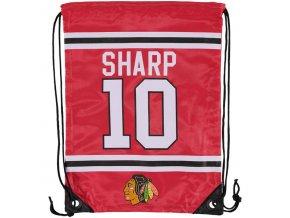 NHL vak Patrick Sharp Chicago Blackhawks