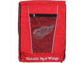 NHL vak Detroit Red Wings Mesh Backsack Drawstring