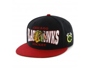 Kšiltovka Chicago Blackhawks First Class Snapback