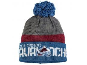 Kulich Colorado Avalanche CI Pom Knit