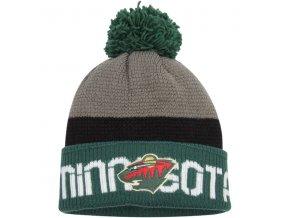 Kulich Minnesota Wild CI Pom Knit
