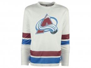 Dětské tričko Colorado Avalanche Scrimmage Long Sleeve