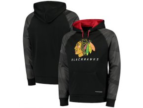 Mikina Chicago Blackhawks Majestic Penalty Shot Therma Base Hoodie