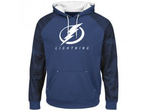 Mikina Tampa Bay Lightning Majestic Penalty Shot Therma Base Hoodie