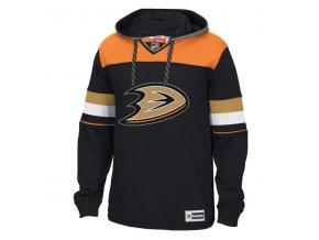 Mikina Anaheim Ducks Speedwick Jersey Hoodie (Velikost S, Distribuce USA)