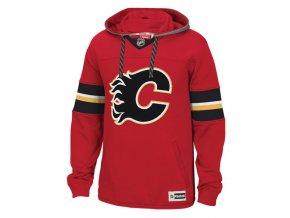 Mikina Calgary Flames Speedwick Jersey Hoodie (Velikost S, Distribuce USA)