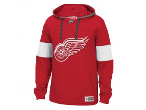 Mikina Detroit Red Wings Speedwick Jersey Hoodie (Velikost S, Distribuce USA)