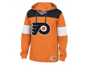 Mikina Philadelphia Flyers Speedwick Jersey Hoodie (Velikost S, Distribuce USA)