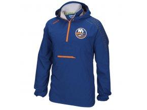 Bunda větrovka New York Islanders CI Anorak Pullover Jacket