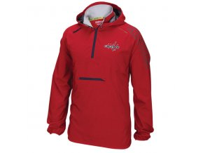 Bunda větrovka Washington Capitals CI Anorak Pullover Jacket