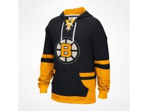 Mikina Boston Bruins Retro Pullover Hood 2016