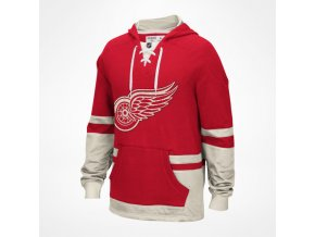 Mikina Detroit Red Wings Retro Pullover Hood 2016