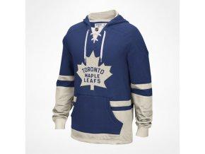 Mikina Toronto Maple Leafs Retro Pullover Hood 2016