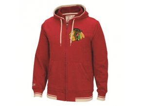 Mikina Chicago Blackhawks Full Zip Hood 2016