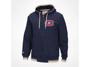 Mikina Montreal Canadiens Full Zip Hood 2016
