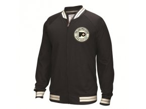 Mikina Philadelphia Flyers Full Zip Track Jacket 2016